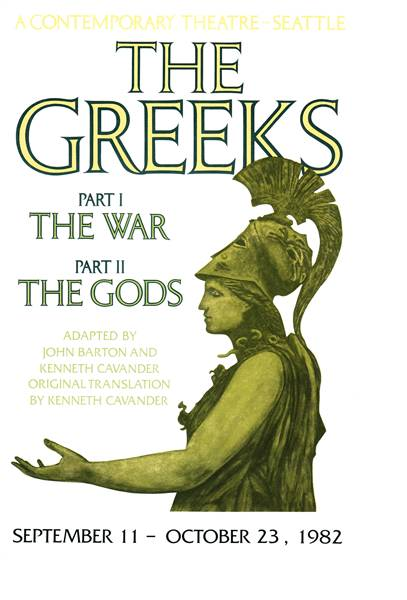 The Greeks: The Gods (Part 1)