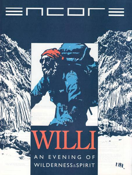 Willi: An Evening of Wilderness and Spirit