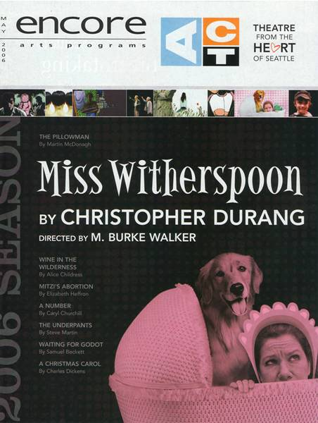 Miss Witherspoon